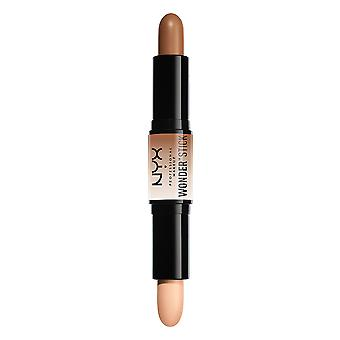 NYX Prof. make-up Wonder Stick hoogtepunt & Contour-Medium