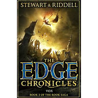 The Edge Chronicles 8 - Vox - Second Book of Rook by Paul Stewart - Chr