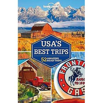 Lonely Planet USA's Best Trips by Lonely Planet - 9781786573599 Book