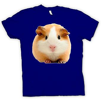 Heren T-shirt - cavia 1 - gezelschapsdieren