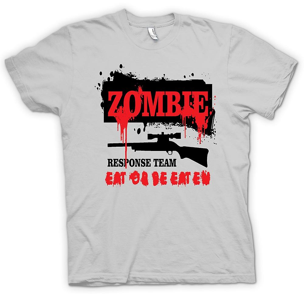 Mens t-shirt - Zombie Response Team - Funny