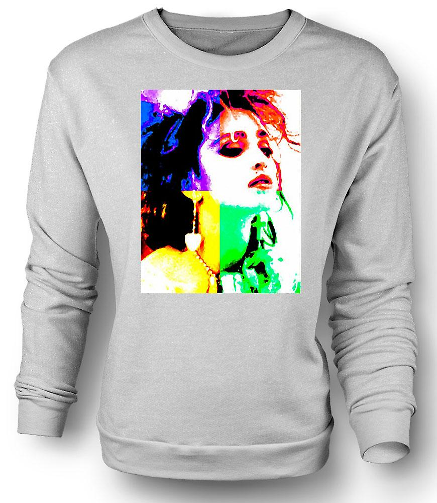Mens Sweatshirt Madonna - Pop Art
