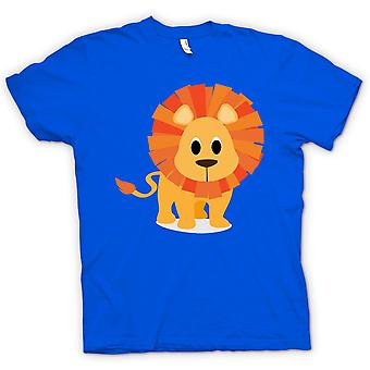 Kids T-shirt - I Love Lions - Cute Animal