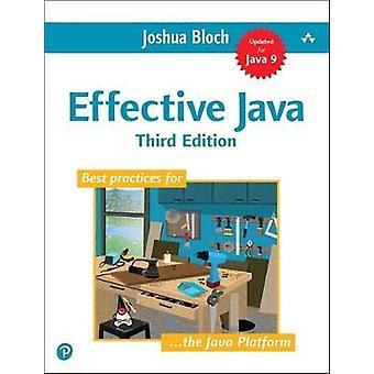 Effectieve Java door Joshua Bloch - 9780134685991 boek