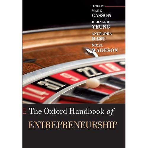 The Oxford Handbook of Entrepreneurship (Oxford Handbooks in Affaires and ManageHommest)
