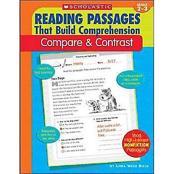 Compare & Contrast (Reading Passages That Build Comprehension)