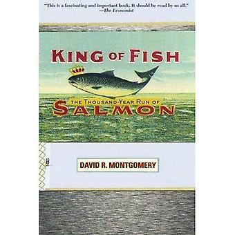 Re di pesce: la corsa di mille-anno di salmone