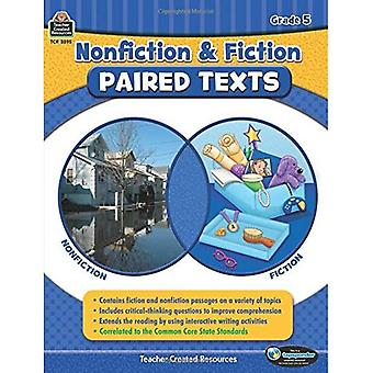 Nonfiction & Fiction Paired Texts: Grade 5
