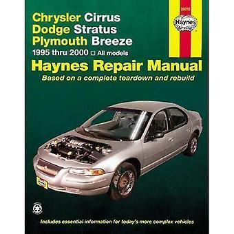 Chrysler Cirrus, Dodge Stratus, Plymouth Breeze, 1995-2000