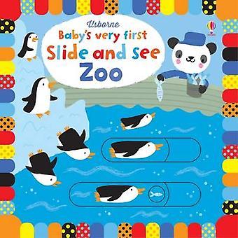 Pierwszy slajd i zobacz Zoo przez Fiona Watt - Stella Baggott - dziecka