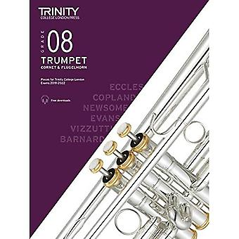 Trinity College London Trumpet, Cornet & Flugelhorn Exam Pieces 2019-2022. Grade 8