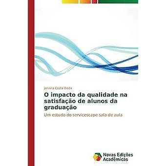O Impacto da Qualidade Na Satisfao de Alunos da Graduao von Costa Binda Janaina