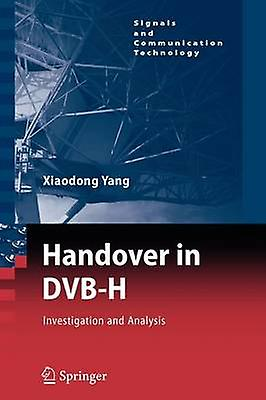 Handover in DVBH  Investigations and Analysis by Yang & Xiaodong