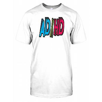 ADHD - Attention Deficit Hyperactivity Disorder Kids T Shirt