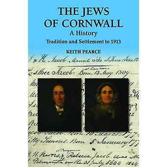 The Jews of Cornwall by Keith Pearce - 9780857042224 Book