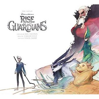 The Art of Rise of the Guardians by Ramin Zahed - 9781608871087 Book