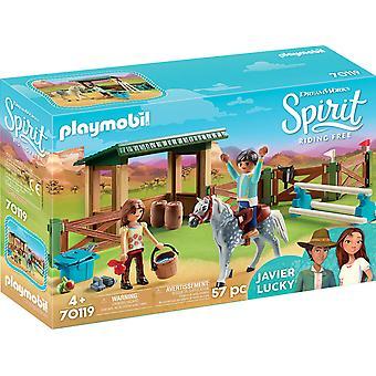 Playmobil DreamWorks Spirit 70119 Riding Arena