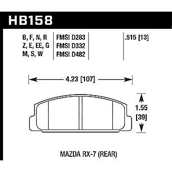 Hawk Performance HB158F. 515 HPS