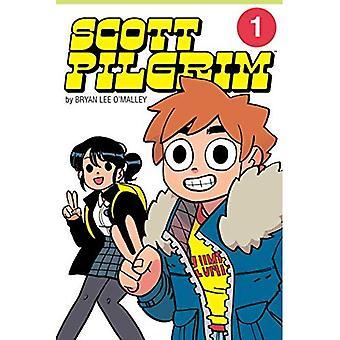Scott Pilgrim Color Collection Vol. 1: Soft Cover Edition