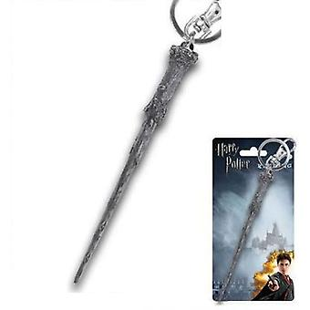 Metall Schlüsselanhänger - Harry Potter - Harry Potter Zauberstab neue lizenziert 48036