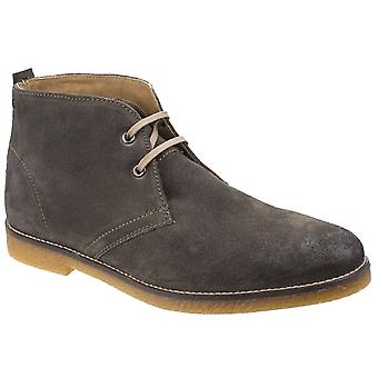 Base London Mens Perry Burnished Leather