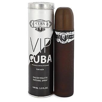 Cuba Vip Eau De Toilette Spray By Fragluxe 100 ml