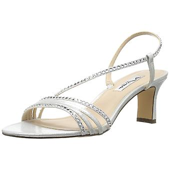 Nina Womens Gerri-Fy Open Toe Bridal Strappy Sandals