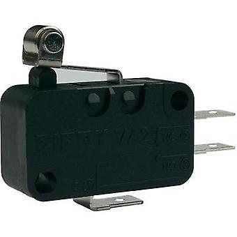 Microswitch 250 Vac 16 A 1 x On/(On) Zippy VA2-16S1-05D0-Z momentary 1 pc(s)
