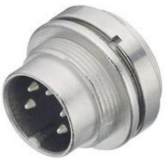 Binder 09-0127-00-07 09-0127-00-07 Miniature Circular Connector Nominal current (details): 5 A Number of pins: 7