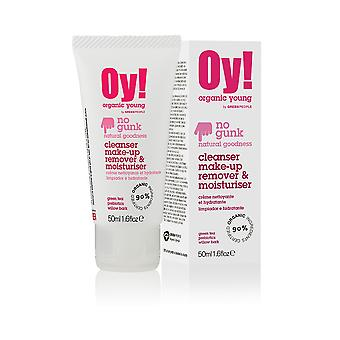 Green People Oy Cleanse and Moisturise 50ml