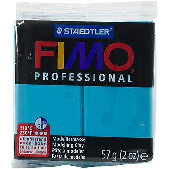 Fimo Professional Soft Polymer Clay 2oz-Turquoise EF8005-32