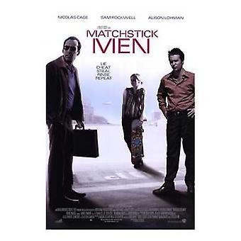 Tændstik mænd film plakat (11 x 17)