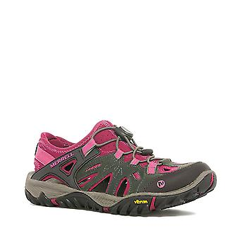 New Merrell Women's Allout Blaze Sieve Shoes Pink
