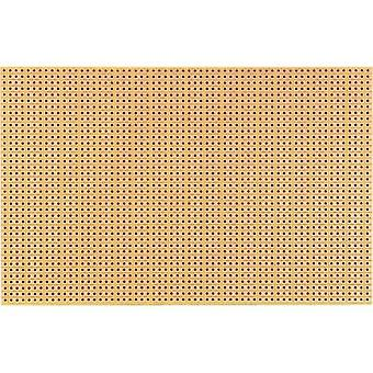 WR Rademacher VK C-790-5 Soldering Strips Grid Board WR type 790-5 (L x W) 160 mm x 100 mm HP with Cu.edition