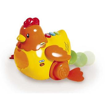 Tachan Drag Hen (Toys , Preschool , Babies , Push And Pull Toys)