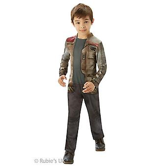 Star Wars Episodio 7 Finn classico Costume - grande
