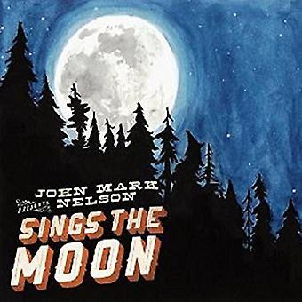 John Mark Nelson - synger månen [Vinyl] USA importen