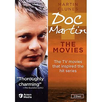 Doc Martin: The Movies [DVD] USA import