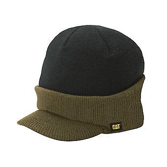 Caterpillar 1128033 Unisex Visor Cap Acrylic Headwear Workwear