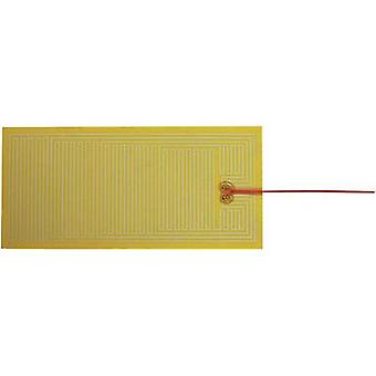 Heating foil self-adhesive 24 Vdc, 24 Vac 30 W Protection type IPX4 (L x W) 340 mm x 160 mm Thermo
