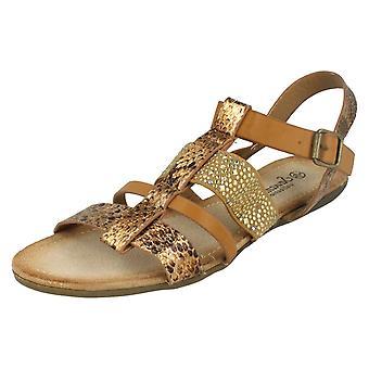 Ladies Savannah Strappy Gladiator Sandals