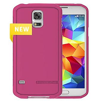 Body Glove Satin Snap-On for Samsung Galaxy S5 (Pink)