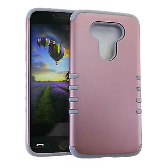 Rocker Series Slim Protector Case for LG G5 (Metallic Rose Gold)