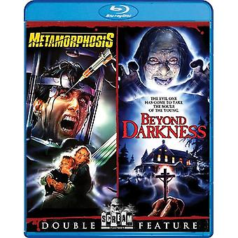 Metamorphosis / Beyond Darkness [Blu-ray] USA import