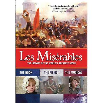 Les Miserables: Historien om verdens største [DVD] USA import