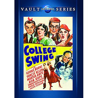 College Swing [DVD] USA import