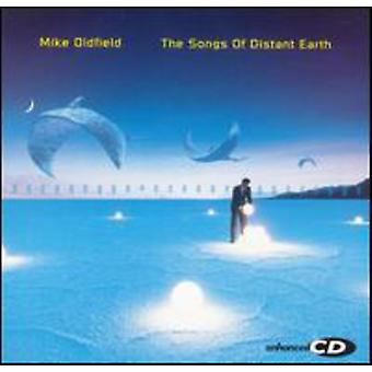 Mike Oldfield - importazione USA Songs of Distant Earth [CD]
