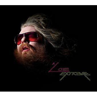 Benji Hughes - kærlighed ekstreme [CD] USA import