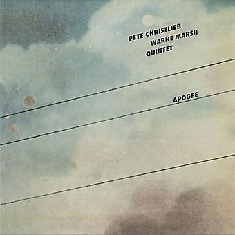 Pete Christlieb - Apogee [CD] USA import