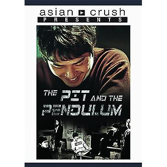 Pit & the Pendulum [DVD] USA import
